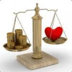 cuore e denaro