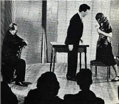 L.J. Moreno dirige uno psicodramma di coppia